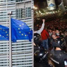EK O NASILNIM PROTESTIMA U BEOGRADU: Mora se poštovati odluka vlasti o merama protiv korone, kao i javni red!