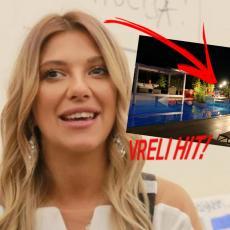(EKSKLUZIVNE FOTKE) Kija pokazala VRELU GUZU na snimanju SPOTA! A tek detalj na njenoj GLAVI! HIT!