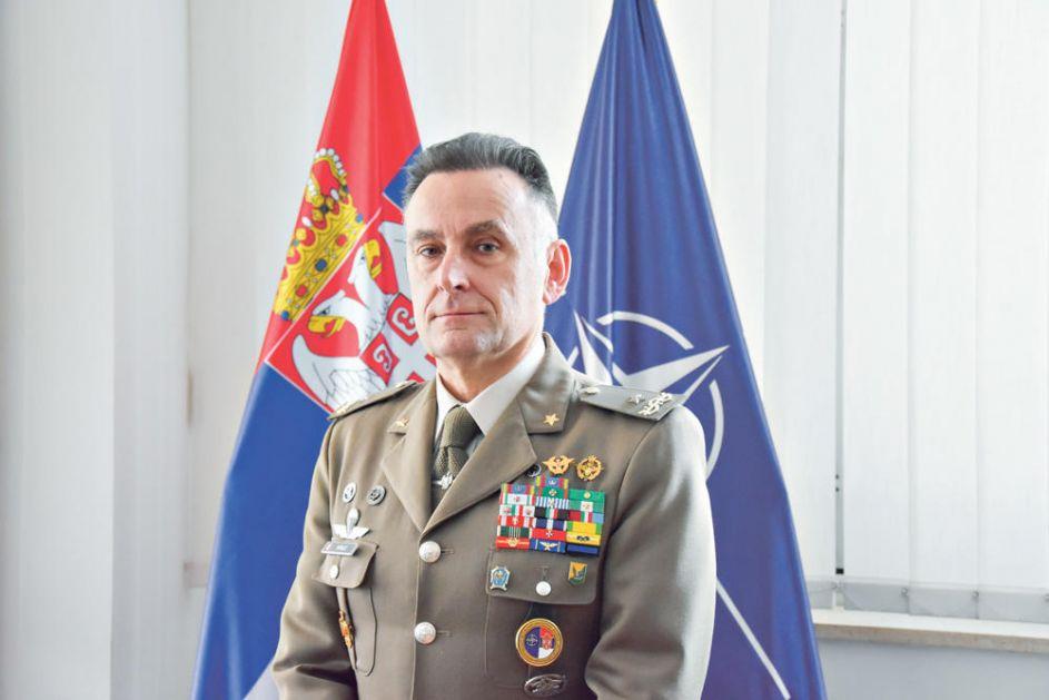 EKSKLUZIVNO! NOVI ŠEF VOJNE KANCELARIJE NATO U SRBIJI: NATO ceni srpskog vojnika! Ne smeta nam saradnja Srbije i Rusije