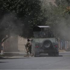 EKSPLOZIJA, PA ORUŽANI NAPAD U Kabulu jaki talasi NEMIRA, pokušan ATENTAT na kandidata za potpredsednika Avganistana?! (FOTO/VIDEO)