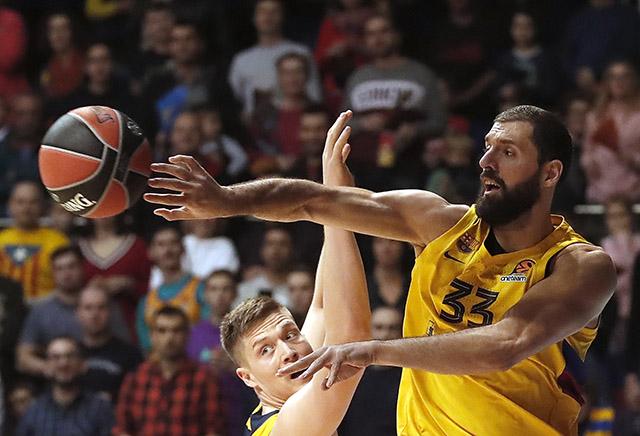 EL - Mirotić u NBA modu, stotka Barse u Podmoskovlju, Zenit prekinuo neprijatnu seriju