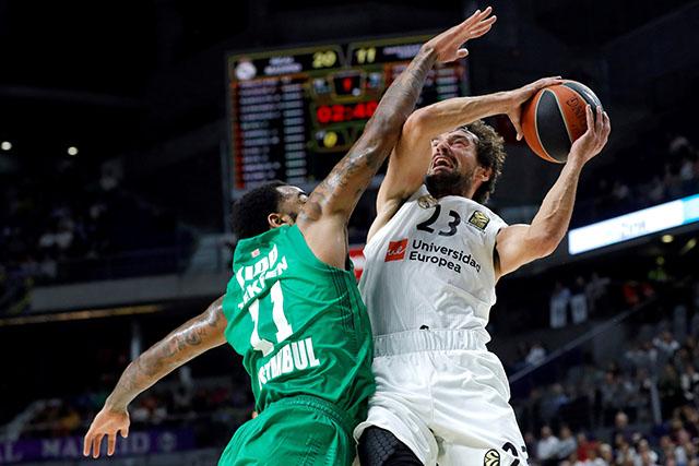 EL: U Madridu NBA rezultat, Kraljevi pobedom počeli odbranu trona