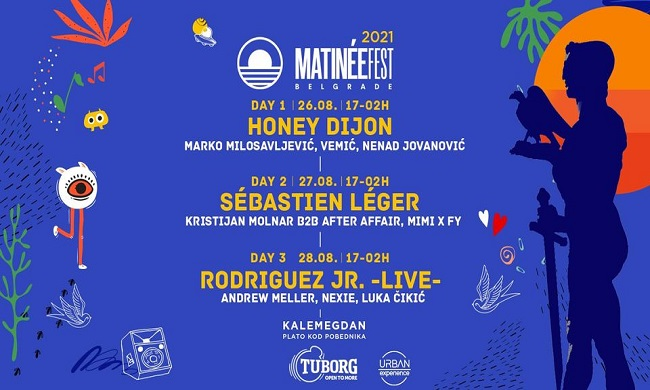 ELEKTRONSKI ZVUK I LUDILO: Matinée Fest