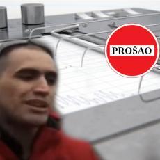 ELEZ PROŠAO POLIGRAF: Njegov advokat tvrdi da su ga ispitivali o atentatu na Vučića i Belivuku (FOTO/VIDEO)