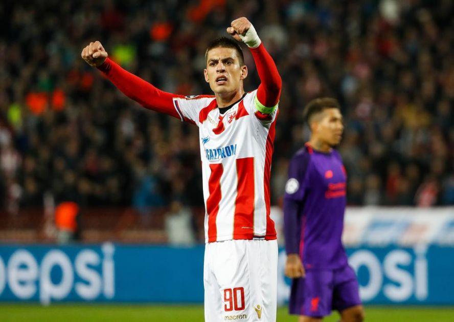EMOTIVNI VUJADIN: Evo kako se Savić oprostio od Crvene zvezde, Marakane i Delija (VIDEO)