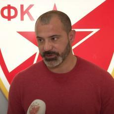 ENERGIJU KOJU IMA MARAKANA NEMA NIKO: Čukarički sutra nema šta da izgubi, Mister govorio o povredi Bakajoka