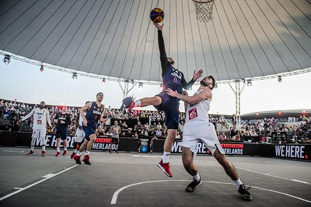 EP 3x3 - Srpski basketaši startovali pobedom