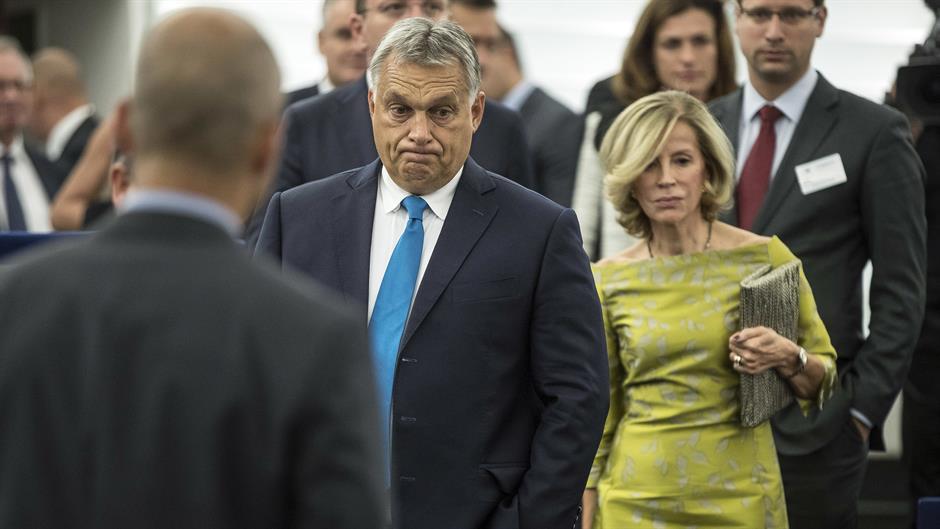 EP izglasao početak kaznene procedure protiv Mađarske