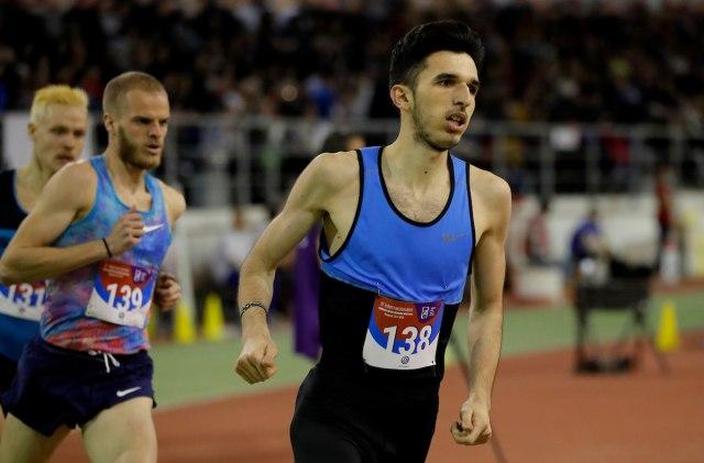 EP za mlađe seniore: Bibić u finalu trke na 1.500 metara