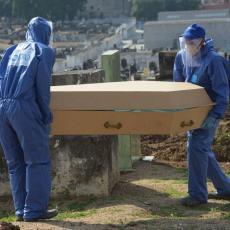 EPIDEMIJA DEVASTIRALA BRAZIL: Korona virus nastavlja da bukti, u poslednja 24 sata preminulo 869 osoba