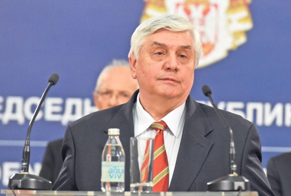 EPIDEMIOLOG BRANISLAV TIODOROVIĆ: Krajem aprila moguć znatan pad broja obolelih od korone