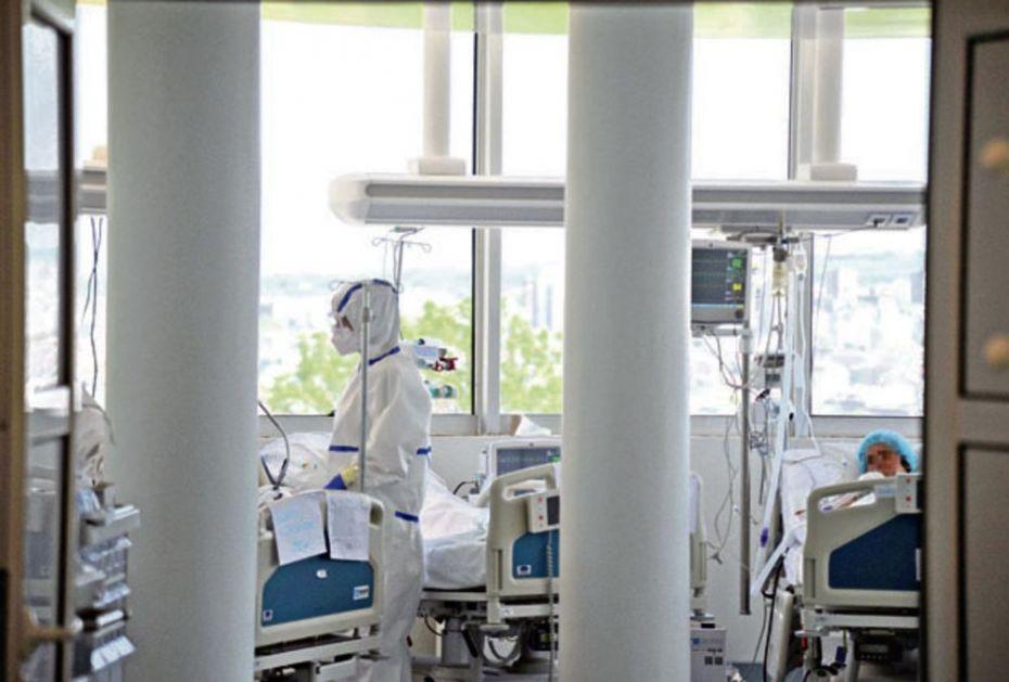 EPIDEMIOLOŠKA SITUACIJA TEŠKA: Iz Beograda poslati dodatni respiratori za bolnice ŠIROM SRBIJE