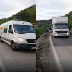 EPILOG DRAME NA JARINJU: Karavan RTS-a ipak na Kosovu! (VIDEO)