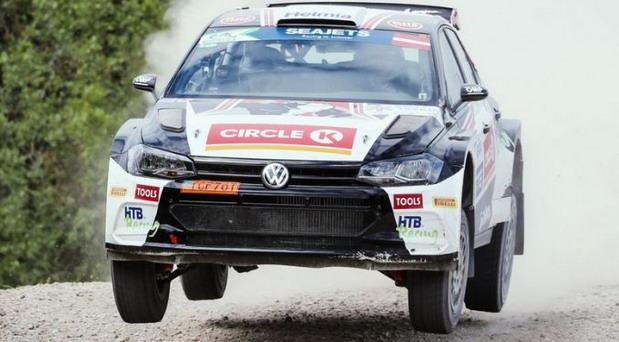 ERC 2020, Rally Liepaja – Mali Oliver Solberg najbrži u Letoniji