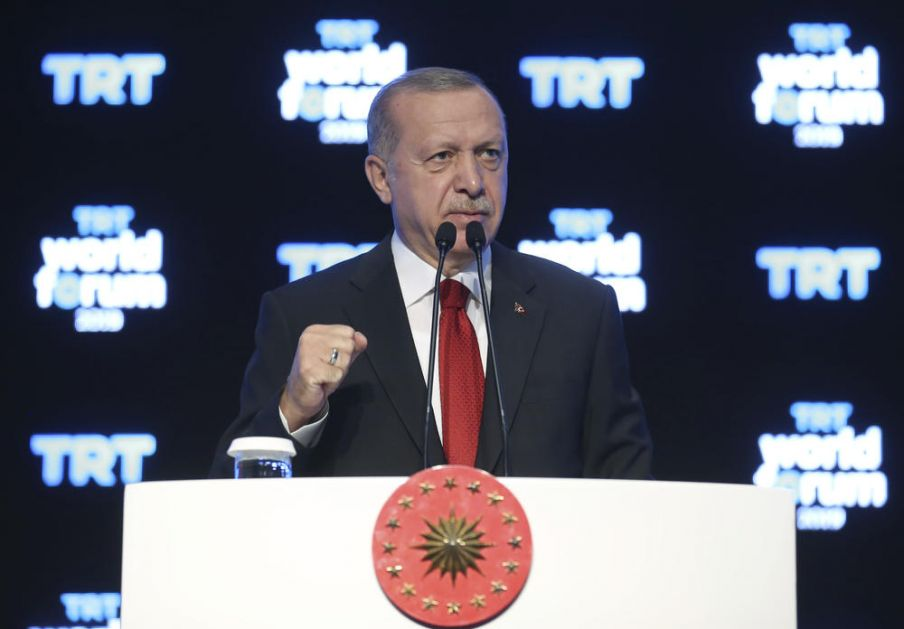 ERDOGAN: Ako se Kurdi ne povuku, uništićemo ih!