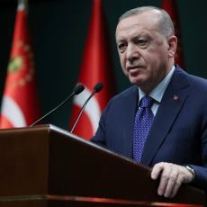 ERDOGAN DOBIO NEOČEKIVAN POZIV: Da li će turski predsednik uskoro promeniti mišljenje o bitnoj stvari?