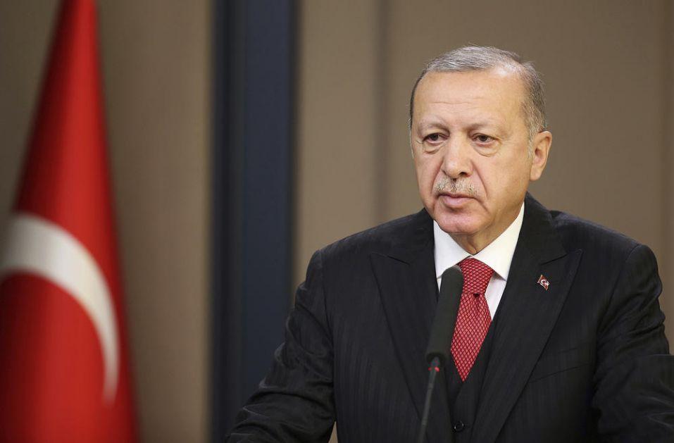 ERDOGAN KREĆE U OSVAJANJE: Turska vojska ide u Libiju, a slede i bušenja u Mediteranu