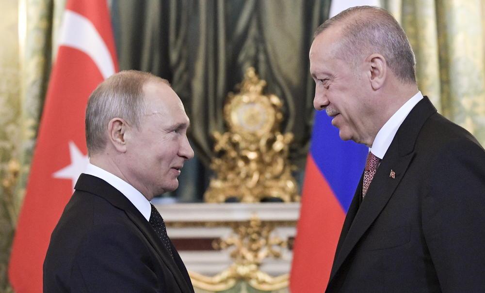 ERDOGAN NAJAVIO DAN D ZA SIRIJU: Posle razgovora sa Putinom dalji neophodni koraci