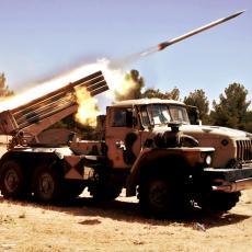ERDOGAN NASTAVLJA SA OPTUŽBAMA: Tvrdi da su Rusi napali kamp sirijske opozicije u Idlibu