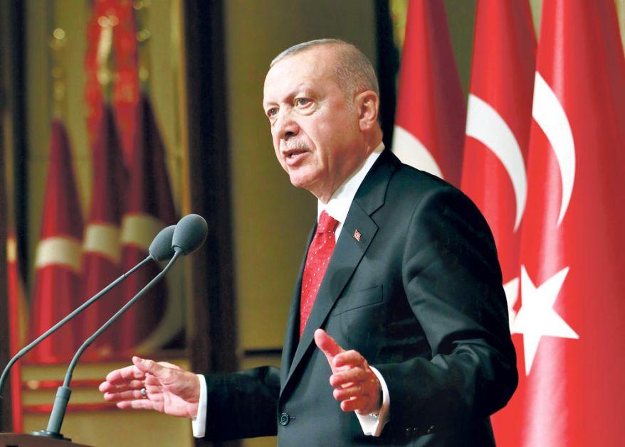 ERDOGAN UPUTIO OŠTRE REČI POSLE ODLUKE AMERIČKOG KONGRESA: Turska ne priznaje Rezoluciju o Jermenima! Ovu optužbu smatramo za najveću uvredu prema našoj naciji!