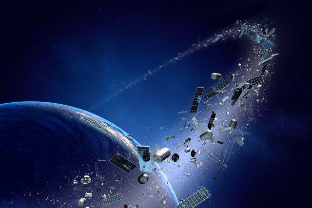 ESA potpisuje sa švajcarskim startapom ugovor o vraćanju svemirskog otpada na Zemlju