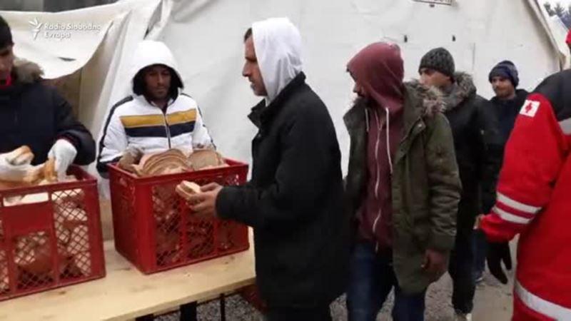 EU: Dostupan značajan novac za nove lokacije za migrante u BiH