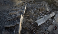 EU: Gaza i Izrael opasno blizu rata (VIDEO)