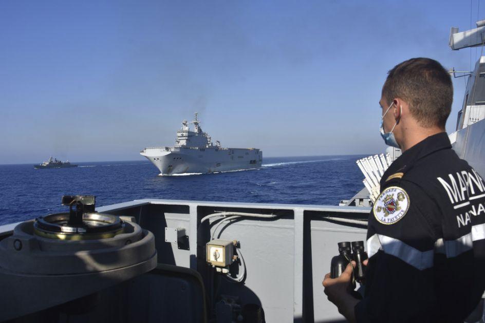 EU: Turska upozorena da obustavi istraživanja u Mediteranu