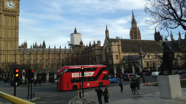 EU iza Londona, London izvan sebe
