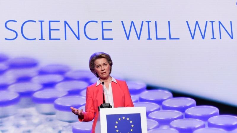 EU planira kupovinu i do 1,8 milijardi doza Fajzerove vakcine