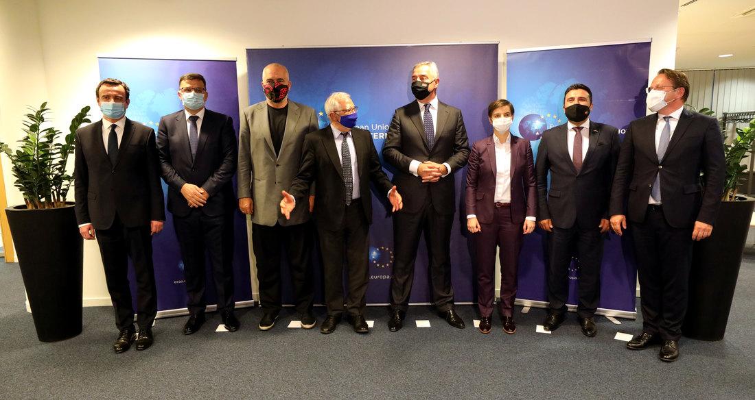 EU posle briselske večere: Lideri sa zapadnog Balkana razmotrili jačanje pozitivnijeg narativa