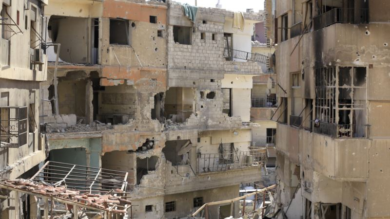 EU poziva na oživljavanje političkog procesa u Siriji