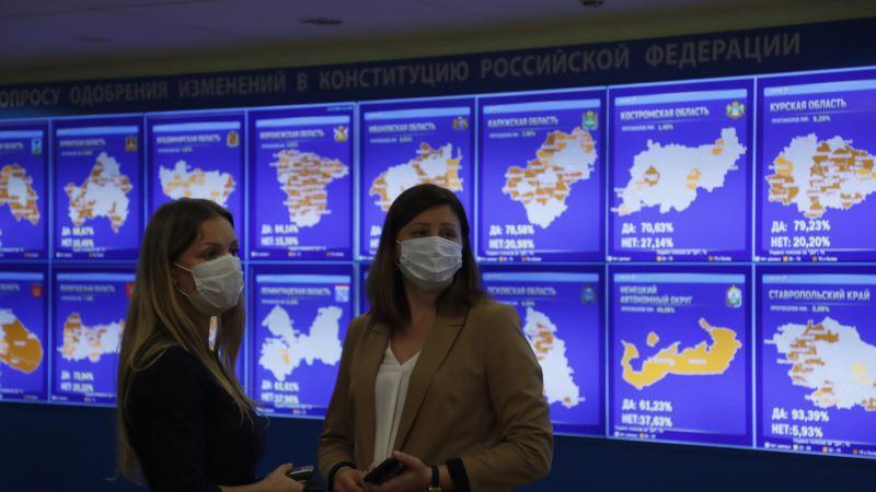 EU pozvala na istragu navoda o neregularnosti tokom referenduma u Rusiji