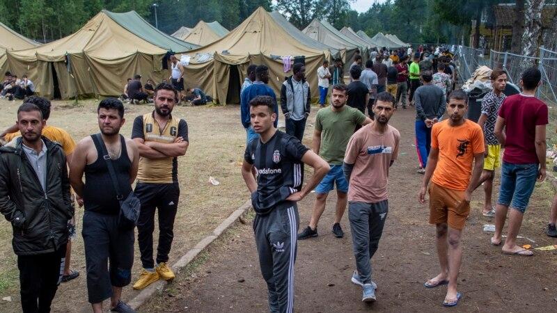 Litvanija i Poljska optužuju Belorusiju za odmazdu slanjem migranata