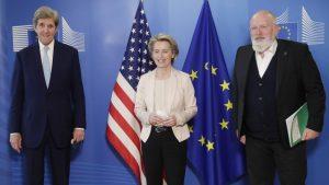 EU pregovarači postigli dogovor o evropskom zakonu o klimi