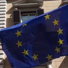 EU upozorava, Priština ignoriše: Simboli lažnog Kosova ponovo istaknuti