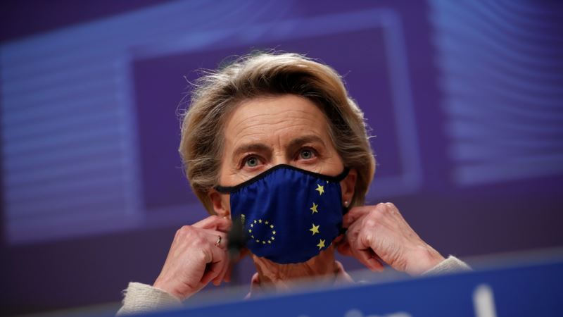 EU uvodi 'tamno crvenu zonu' na COVID-19 mapi