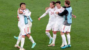 EURO 2020: Danska u foto-finišu