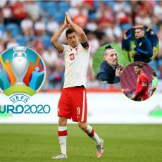 EURO 2020 - GRUPA E: Levandovski napada Furiju, Slovaci svoje nade polažu u Hamšika, Švedska se uzda u Kuluševskog