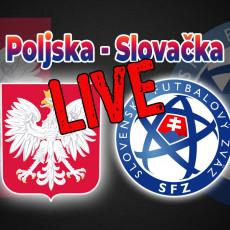 POLJSKA NIJE BAJERN: Očajni Levandovski gledao pobedu Slovačke (VIDEO)