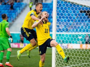 EURO: Šveđani golom sa bele tačke slavili protiv Slovačke, komplikuje se situacija u grupi E!