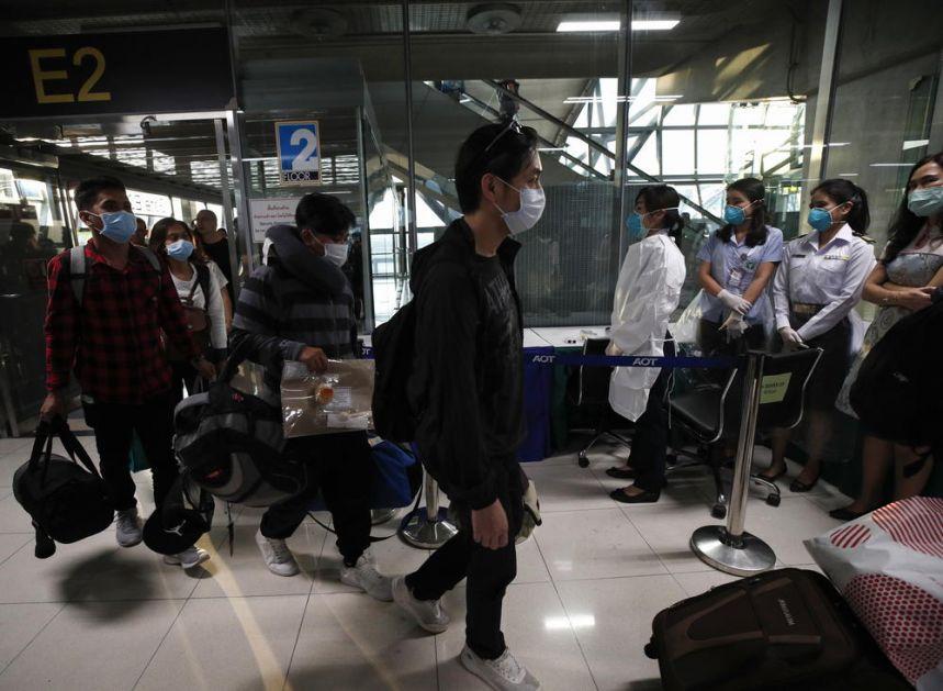 EVAKUACIJA IZ KINE ZBOG KORONAVIRUSA: Stotine državljana SAD i Japana napustilo Vuhan!