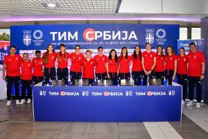 EVO KADA KOŠARKAŠICE KREĆU BORBU ZA ZLATO: Srpkinje su šampionke Evrope, na OI ih se svi plaše!