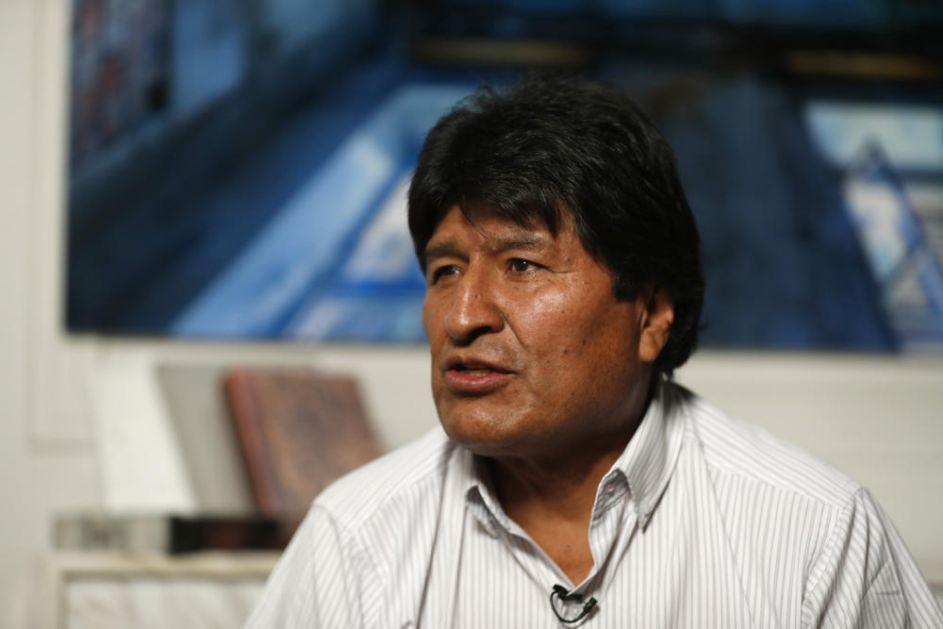 EVO MORALES OTPUTOVAO NA KUBU: Bivši predsednik Bolivije otišao na lekarski pregled!