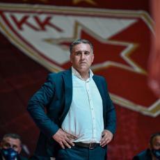 EVO ŠTA MU JE SMETALO: Bajić čestitao Zvezdi, a onda je imao šta da zameri crveno-belima