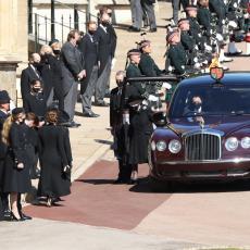 EVO ŠTA SE KRIJE IZA DETALJA NA NJOJ: Kejt Midlton se pojavila na sahrani princa Filipa, a na sebi ima ovo