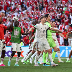 EVRO: Belgija igra za OVERU prvog mesta