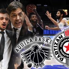 EVROKUP: Očajni Partizan UBEDLJIVO izgubio
