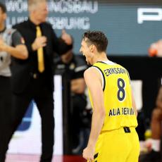 EVROLIGA: Erikson ubacio 36 poena, Alba pobedila Himki u Podmoskovlju