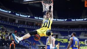EVROLIGA: Fenerbahče stigao do stotke, Baskonija ubedljiva protiv Olimpijakosa!
